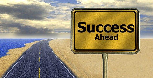 Konvertio on menestyksen alku.